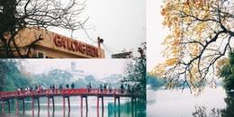 Chùm ảnh: Hà Nội trong ngày cuối cùng của năm 2017, phố nhỏ, ngõ nhỏ, bình yên đến lạ!