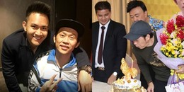 yan.vn - tin sao, ngôi sao - Con trai hot boy công khai gọi Hoài Linh là bố trong ngày sinh nhật