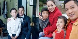 Jennifer Phạm hé lộ lý do không đưa con riêng với Quang Dũng về sống cùng chồng đại gia