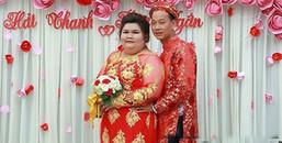 Kỳ lạ câu chuyện chàng trai 'vỗ béo' người yêu từ 90 lên 120kg rồi mới chịu cưới