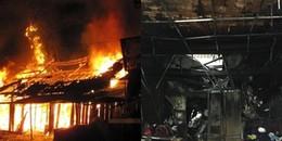 Sài Gòn: Căn nhà bốc cháy dữ dội lúc sáng sớm khiến 3 mẹ con tử vong