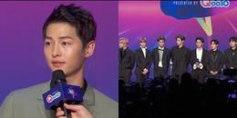 Trực tiếp: Wanna One, EXO và dàn sao Hàn 'đốt cháy' thảm đỏ MAMA 2017
