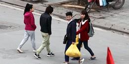 Từ 1/1/2018 người đi bộ sai luật có thể bị phạt tù đến 15 năm
