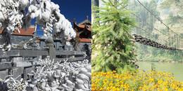 """Đến Sa Pa """"săn"""" tuyết nhất định không nên bỏ qua những địa điểm này"""