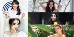 2017 quả là một năm đầy thành công và ấn tượng của 5 hot girl xinh đẹp này