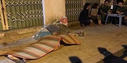 Người đàn ông đột tử giữa trời lạnh ở TP HCM