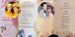 Sao Việt đầu tư đám cưới hoành tráng nhưng thực đơn đãi tiệc lại gây choáng