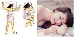 Cực hay: Xem tư thế nằm ngủ có thể dự đoán hoàn toàn tính cách, số mệnh của một người