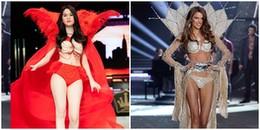 'Cạn lời' trước những 'phiên bản lỗi' mang tên thiên thần Victoria's Secret