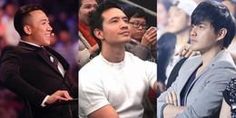 yan.vn - tin sao, ngôi sao - Loạt khoảnh khắc sao nam Việt hạnh phúc dõi theo người yêu biểu diễn: Cả thế giới như dừng lại!