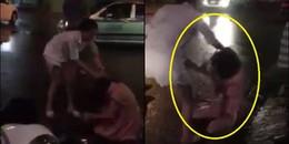 Clip cô gái trẻ lao vào túm tóc đánh người để giải quyết xích mích khiến dân mạng kinh hãi