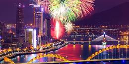 Tết dương lịch 2018: Đà Nẵng bắn pháo hoa giữa sông Hàn nhưng không phải vào thời khắc giao thừa