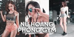 Những 'nữ hoàng phòng gym' nổi tiếng nhờ sở hữu thân hình sexy, đốt mắt người nhất năm 2017