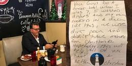 Vị khách tip nhân viên nhà hàng gần 70 triệu để đón Giáng sinh và câu chuyện ý nghĩa đằng sau