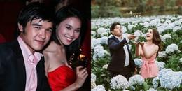 yan.vn - tin sao, ngôi sao - Ảnh cưới lãng mạn của nam diễn viên