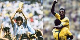 Đội hình xuất sắc nhất lịch sử World Cup: Không Ronaldo và cũng chẳng có Messi