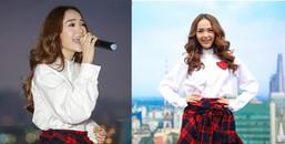 Minh Hằng: 'Bây giờ tôi đã tự tin khẳng định dám đứng trên sân khấu hát live 1 bài'