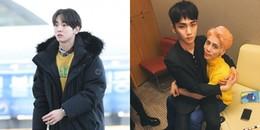 Key thất thần trở về Hàn Quốc để tiễn đưa người anh Jonghyun