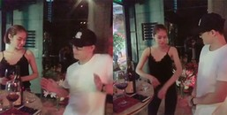 Clip: Cười đùa tập nhảy cùng nhau, nghi vấn Lâm Vĩnh Hải và Linh Chi tái hợp?