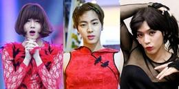 Những lần các Idol nam khiến fan girl ghen tị phát hờn vì giả gái xinh quá mức cho phép