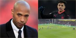Làm nội bộ Arsenal lục đục, Thierry Henry khẳng định Alexis Sanchez sẽ ra đi ngay mùa đông