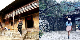 """Ngôi nhà cổ giữa cao nguyên đá Hà Giang khiến giới trẻ """"phát cuồng"""" vì vừa đẹp lại còn """"huyền bí"""""""