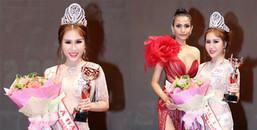 Doanh nhân Ngọc Thúy đoạt Danh hiệu Á hậu 1 tại Cuộc thi Hoa hậu doanh nhân Việt toàn cầu
