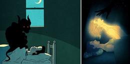Bóng đè: không phải hiện tượng tâm linh như nhiều người nghĩ mà đây là dấu hiệu cảnh báo bệnh
