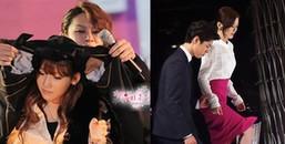 Những khoảnh khắc 'đậm chất đàn ông' của các nam thần tượng xứ Hàn khiến hội chị em xiêu lòng