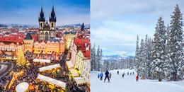 18 địa điểm đáng đến nhất trong mùa Giáng sinh