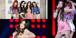 yan.vn - tin sao, ngôi sao - Mặc váy quá ngắn, Jennie (Black Pink) khiến fan đỏ mặt khi sơ hở để lộ nội y