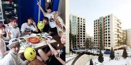 Chỉ sau 1 năm, BTS dọn từ kí túc xá đến khu căn hộ đắt đỏ bậc nhất Hàn Quốc