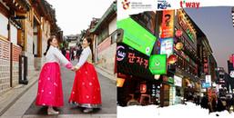 Chia sẻ cảm nhận - sở hữu ngay vé khứ hồi Hàn Quốc