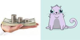 Cơn sốt nuôi mèo ảo CryptoKitties: Kiếm bạc tỉ chỉ cần nhờ vào may mắn