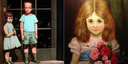 7 bức tranh ma ám nổi tiếng nhất trên thế giới, xem mà dựng hết cả tóc gáy