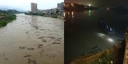 Nhấn nhầm chân ga, ô tô bất ngờ rơi xuống sông Hồng khiến 2 cán bộ bệnh viện tử vong