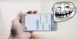 'Chết cười' với loạt tin nhắn 'troll' nhau siêu hài hước của các cặp đôi