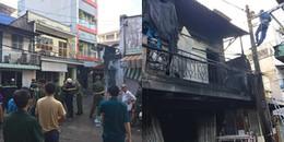 Vụ cháy khiến 3 người chết tại Sài Gòn: Chồng bị thương vẫn lao vào lửa cứu vợ con