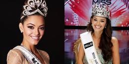 HOT: Vừa đăng quang, tân Hoa hậu Hoàn vũ Thế giới 2017 đã bị thu hồi vương miện