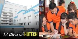 Dân mạng đang 'đồn đại' gì về 12 điều 'thâm cung bí sử' tại Hutech mà các tân sinh viên cần bỏ túi?