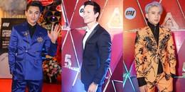 Thảm đỏ đại tiệc sinh nhật YAN News: 'Nam thần'' sở hữu bộ suit đẹp nhất là ai?
