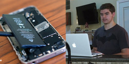 Đây là chàng trai 17 tuổi đã khiến Apple đối mặt với nguy cơ bồi thường hàng nghìn tỉ USD