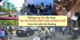 Có những ông Tây 'giữa đường thấy chuyện bất bình chẳng tha' trên đường phố Việt Nam