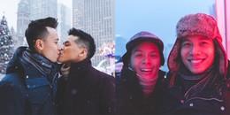yan.vn - tin sao, ngôi sao - Vừa đăng kí kết hôn xong, John Huy Trần và bạn trai