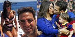 Fabregas chính thức 'đeo gông' với 'máy bay bà già'
