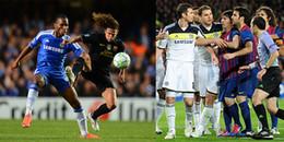 Barca có khả năng đụng Chelsea ở vòng 1/8 Champions League