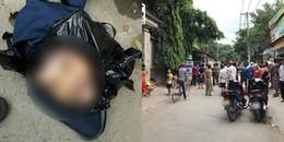 Vụ người đàn ông bị giết vứt đầu trong thùng rác: Nghi phạm là người vợ