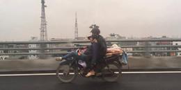 Clip người vợ ngủ ngon lành trong vòng tay chồng giữa ngày giá lạnh khiến dân mạng xúc động