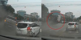 Cận cảnh vụ tai nạn kinh hoàng khiến người xem thót tim hơn cả Fast and Furious 8