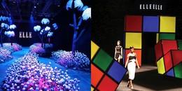 Những sàn diễn thời trang hoành tráng nhất của Việt Nam chẳng kém cạnh bất kì show quốc tế nào